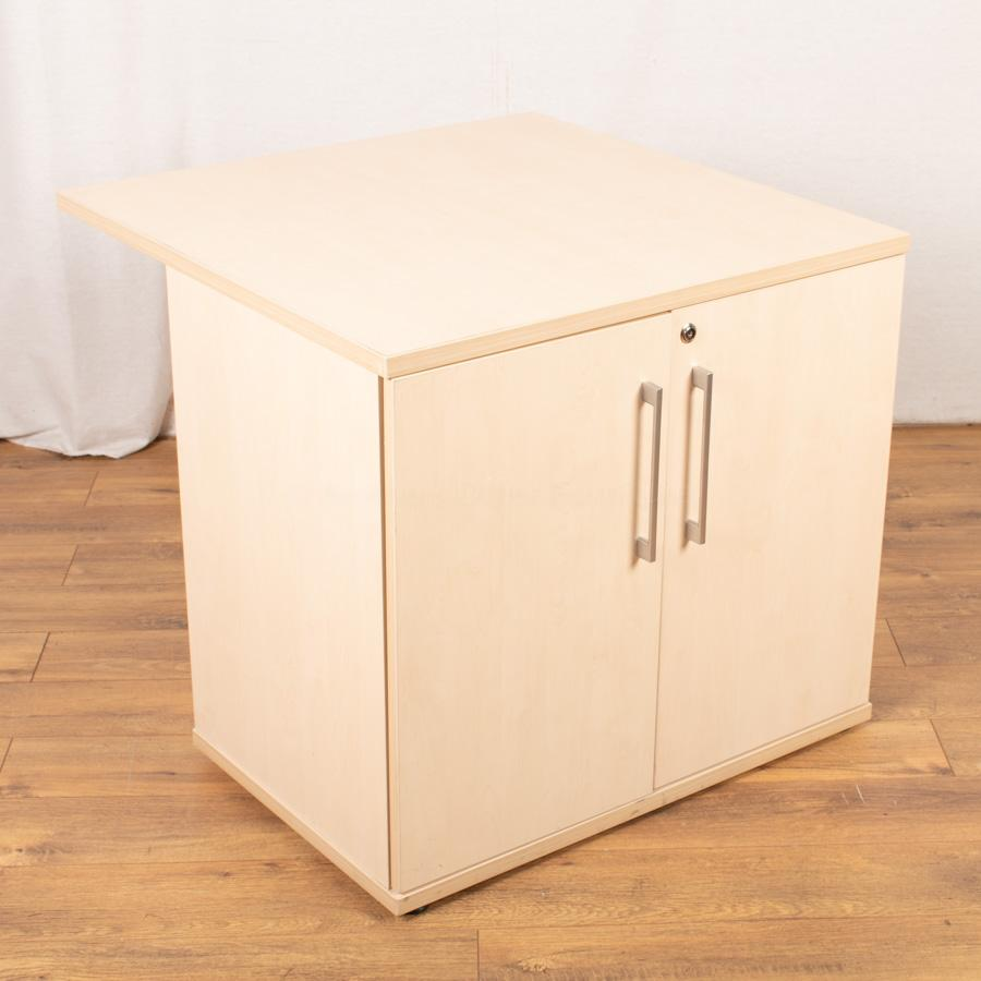 Maple 725H Office Cupboard (2DC160)