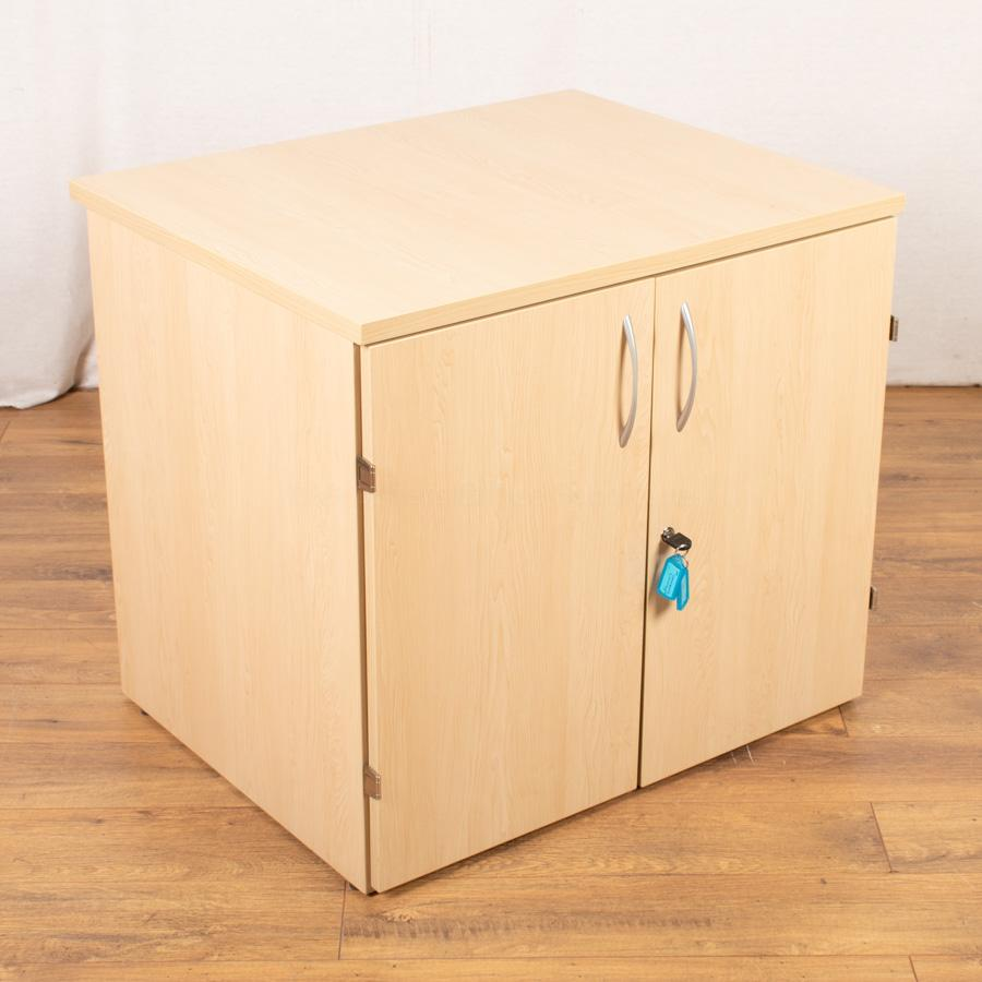 Maple 720H Office Cupboard (2DC161)