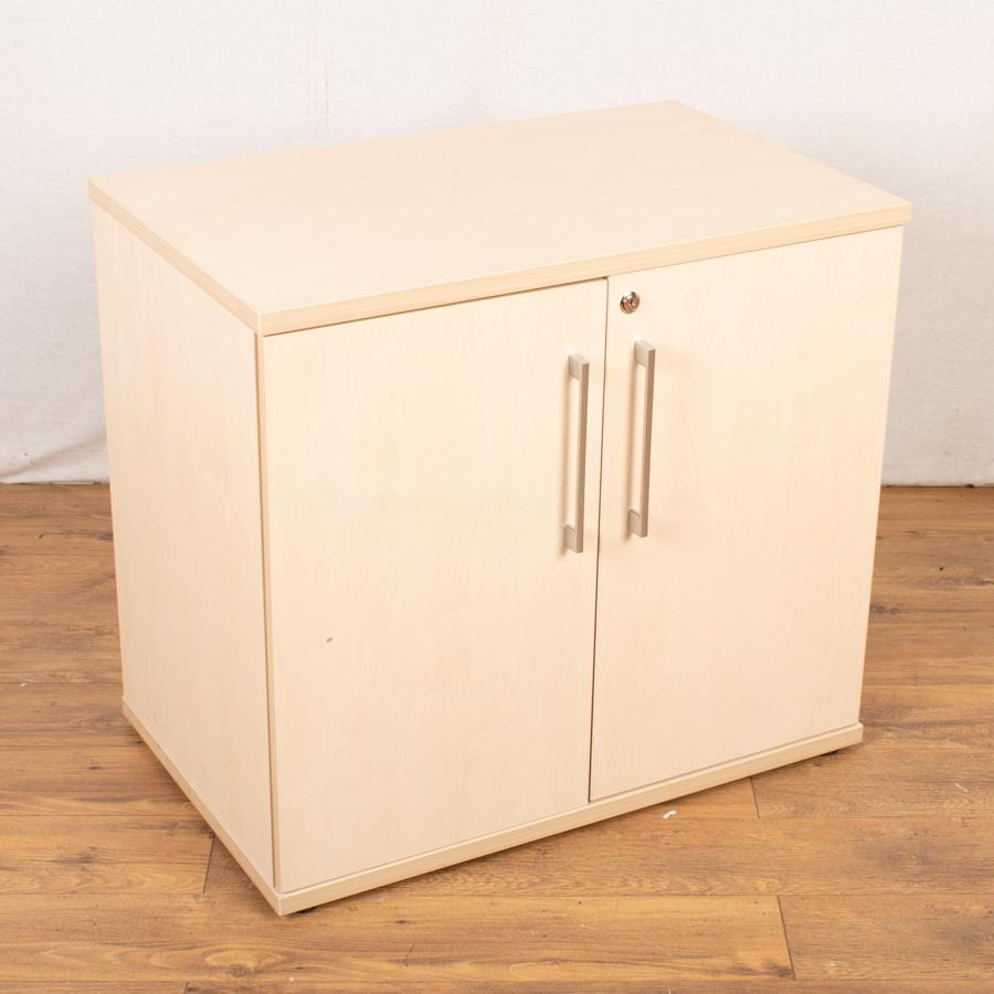 Maple 720H Office Cupboard (2DC162)