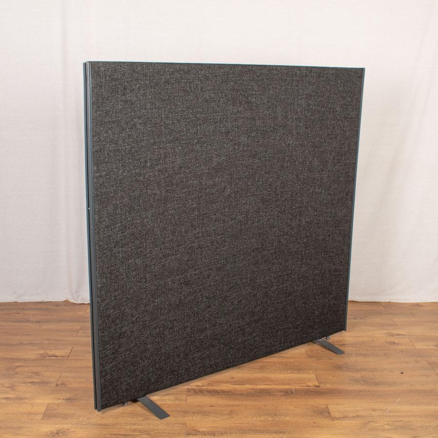 Charcoal 1500H x 1600W Freestanding Room Divider