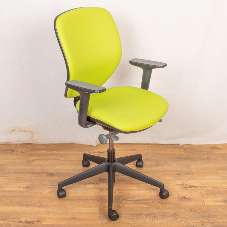 Orangebox Joy Operators Chair | Leather