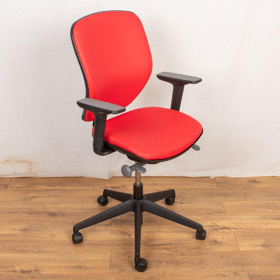 Orangebox Joy Operators Chair | Leather