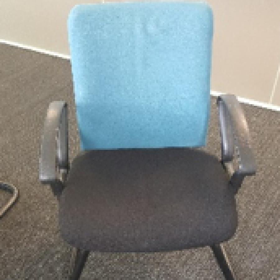 High Back Cantilever Meeting Chair