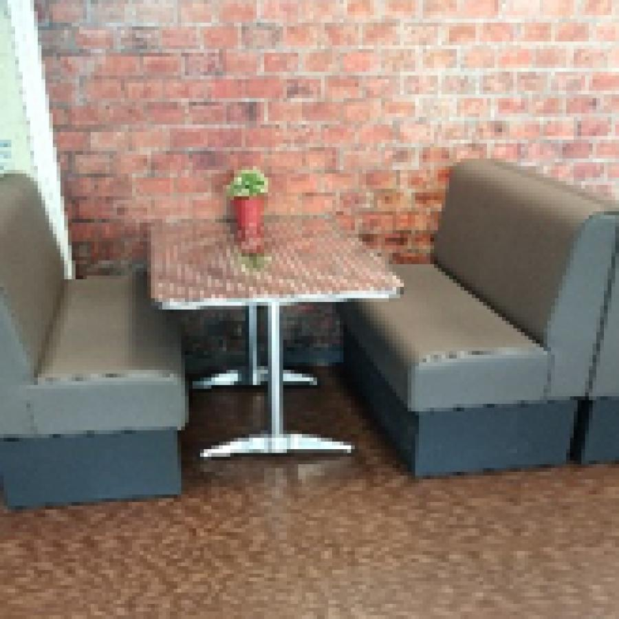 Canteen Table & Bench Set