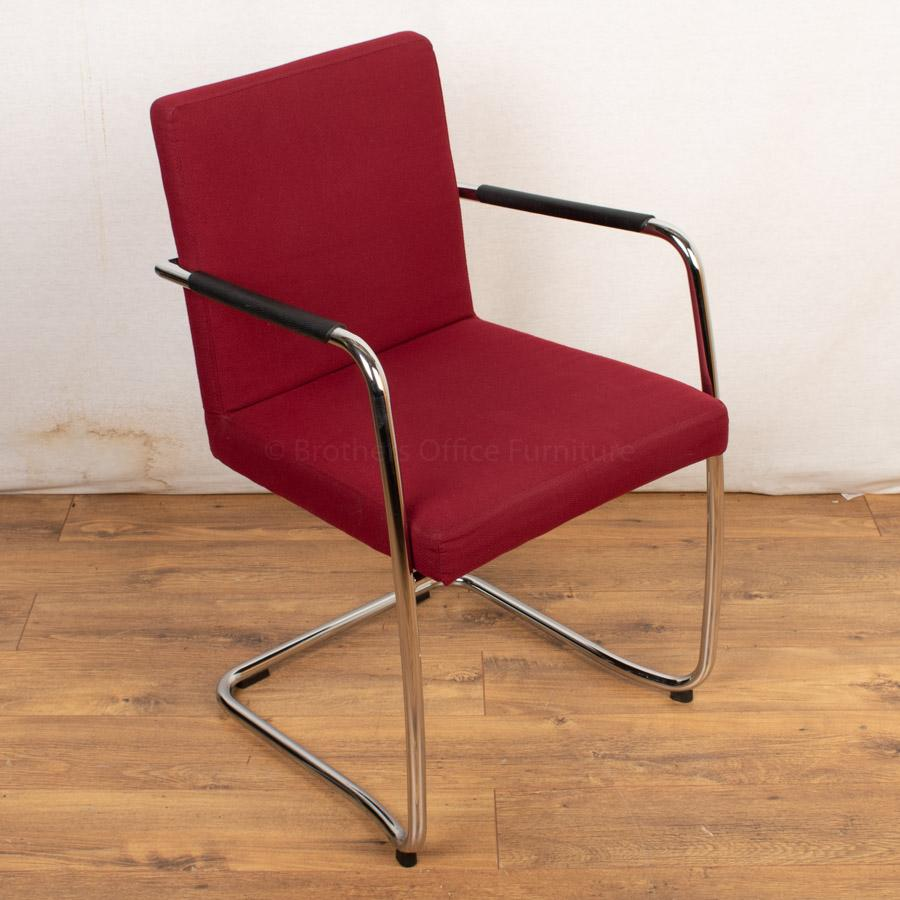 Bene Dexter Meeting Chair | Maroon