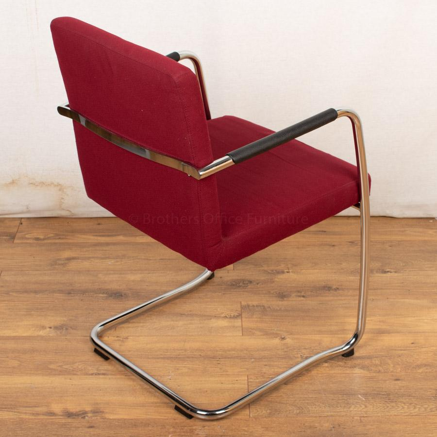 Bene Dexter Meeting Chair | Maroon