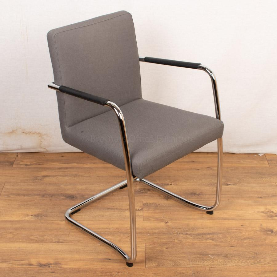 Bene Dexter Meeting Chair | Grey