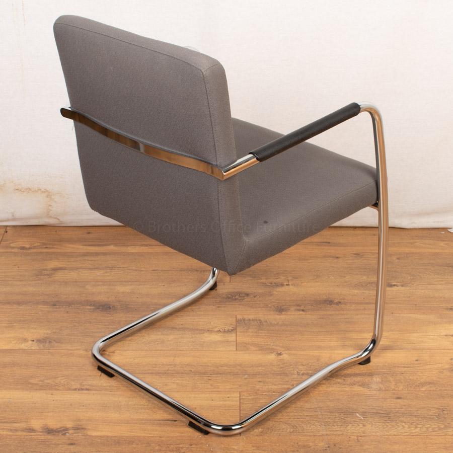 Bene Dexter Meeting Chair   Grey