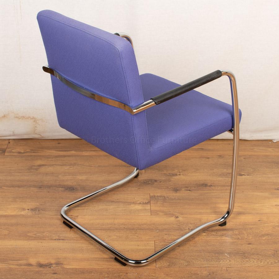 Bene Dexter Meeting Chair | Blue