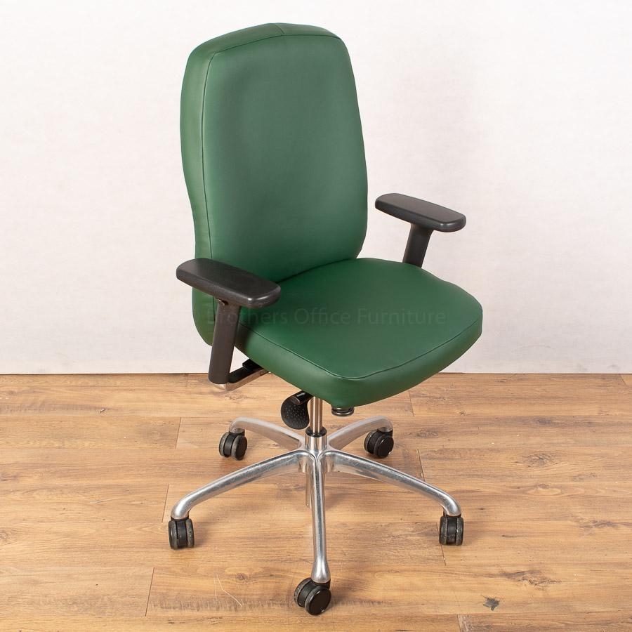 Boss Design Neo Operators Chair | Leather