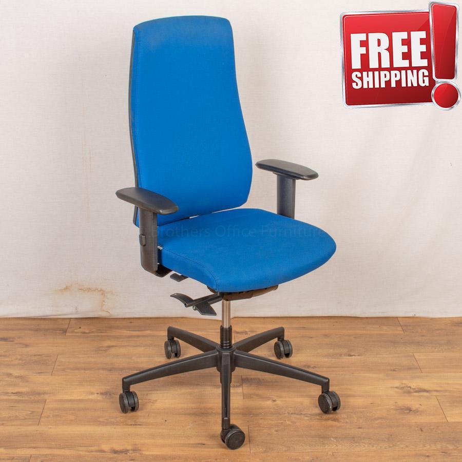 Interstuhl Goal 156GW Operators Chair