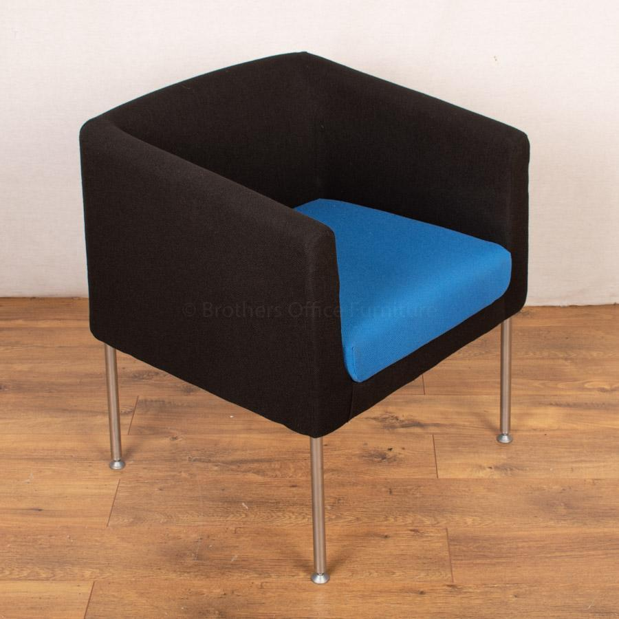 Boss Design Reception Breakout Arm Chair