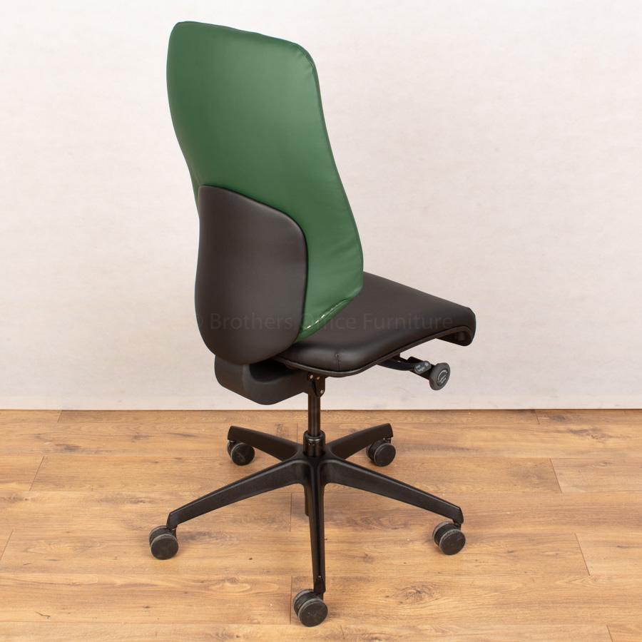 Komac Key Office Chair (Boss Design)   Leather