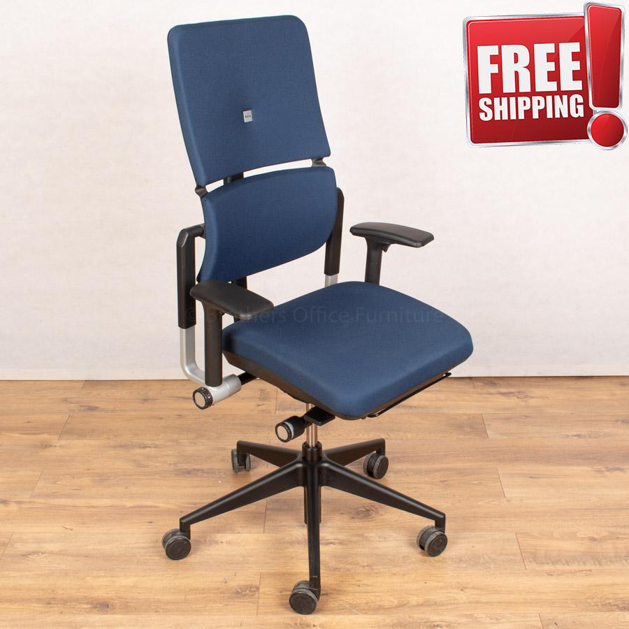 Steelcase Please V2 Operators Chair