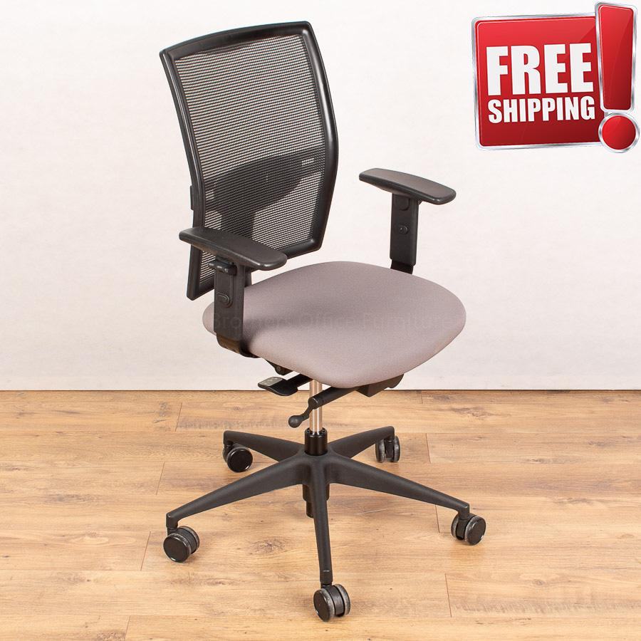 Komac Move Mesh Operators Chair (Boss Design)