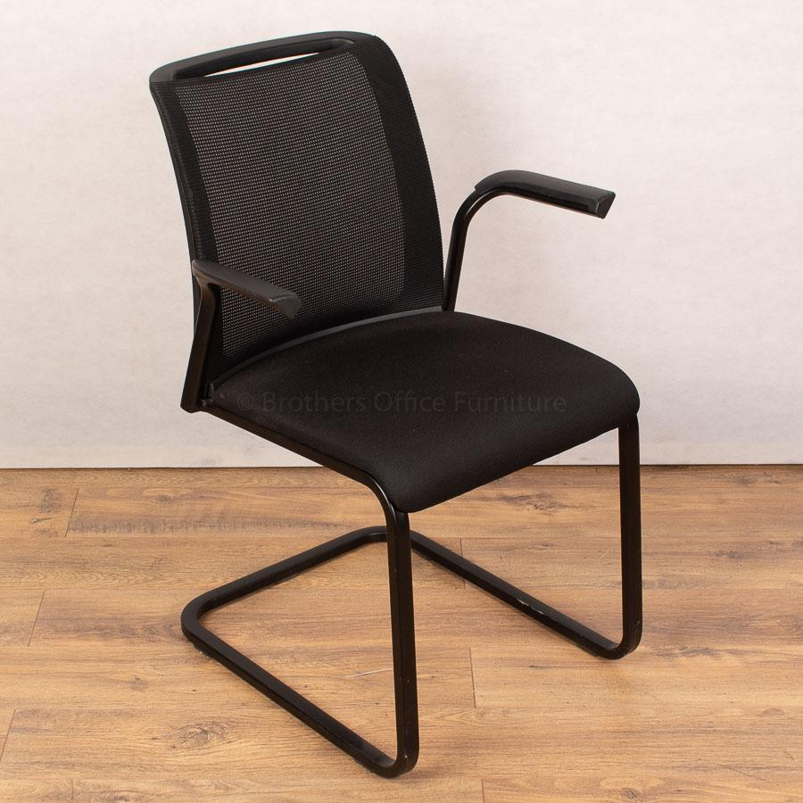 Steelcase Reply Mesh Back Meeting Chair
