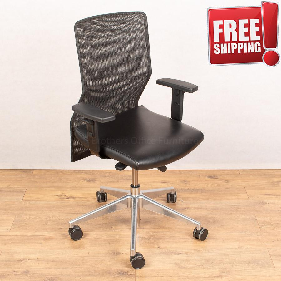Boss Design Mesh Back Office Chair
