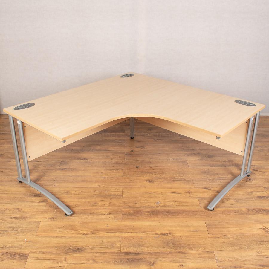 Morris Maple 1600x1600 Corner Desk (CW106)