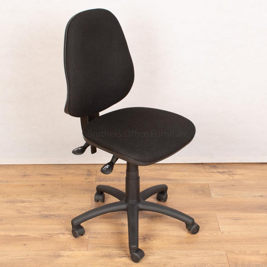Black Operators Chair (OP259)