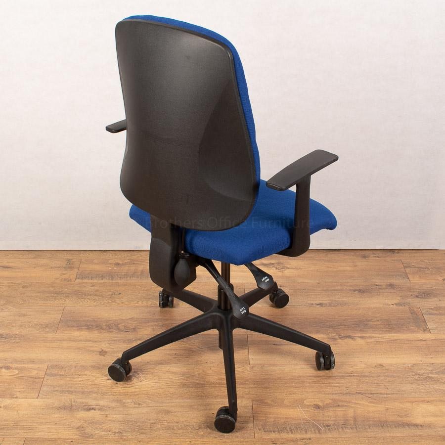 Nomique Tally Fabric High Back Office Chair