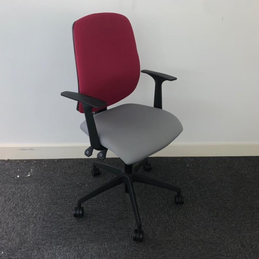 Tally Fabric Office Chair