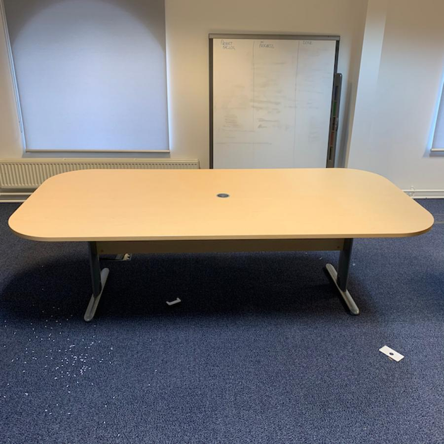 Maple 2400x1200 Meeting Table (MT263)