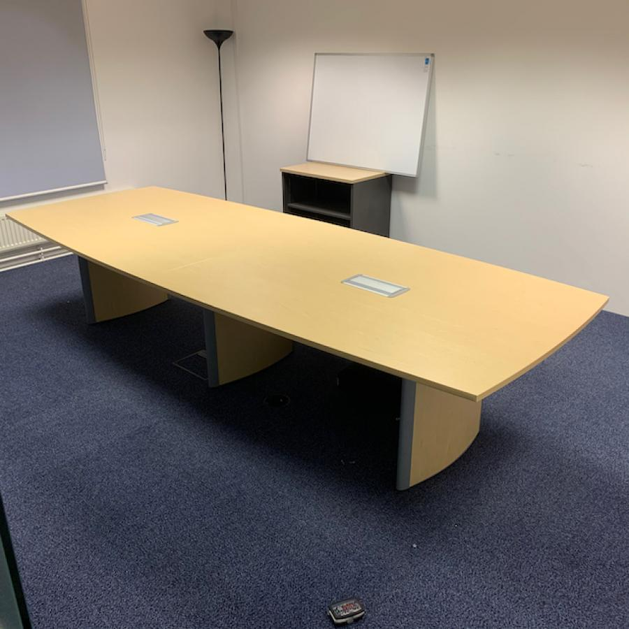 Maple 3000x1200 Meeting Table (MT265)
