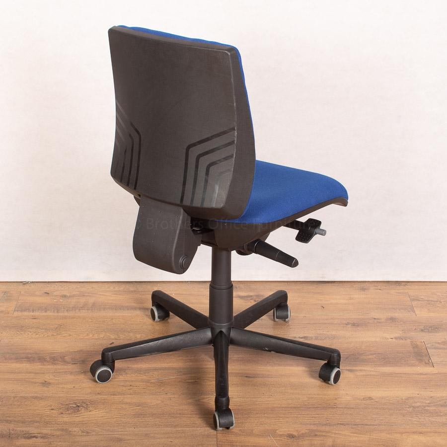 Square Back Office Chair (OP266)