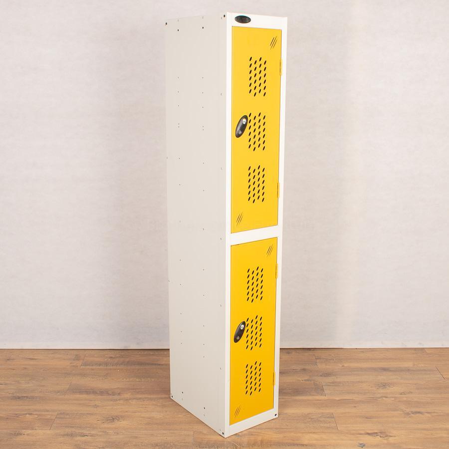 Probe Yellow 2 Door Locker