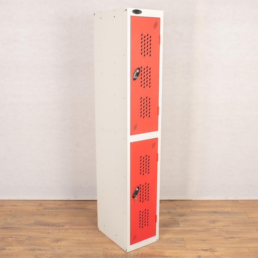 Probe Red 2 Door Locker