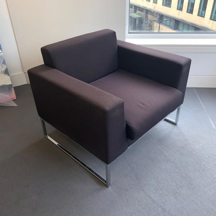 Boss Design Layla Reception Breakout Chair