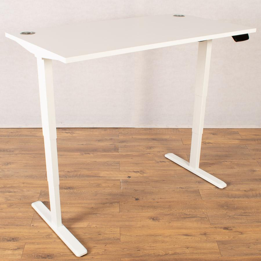 New Electric Sit Stand Desk with Refurbished Top
