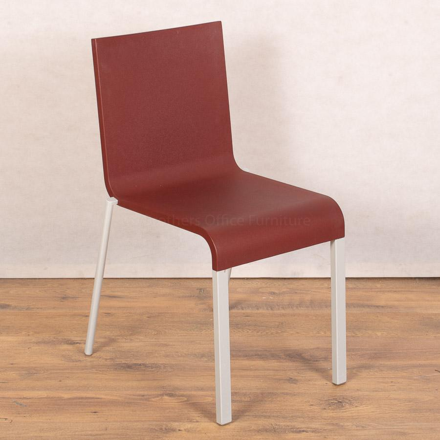 Vitra .03 Chair | Red