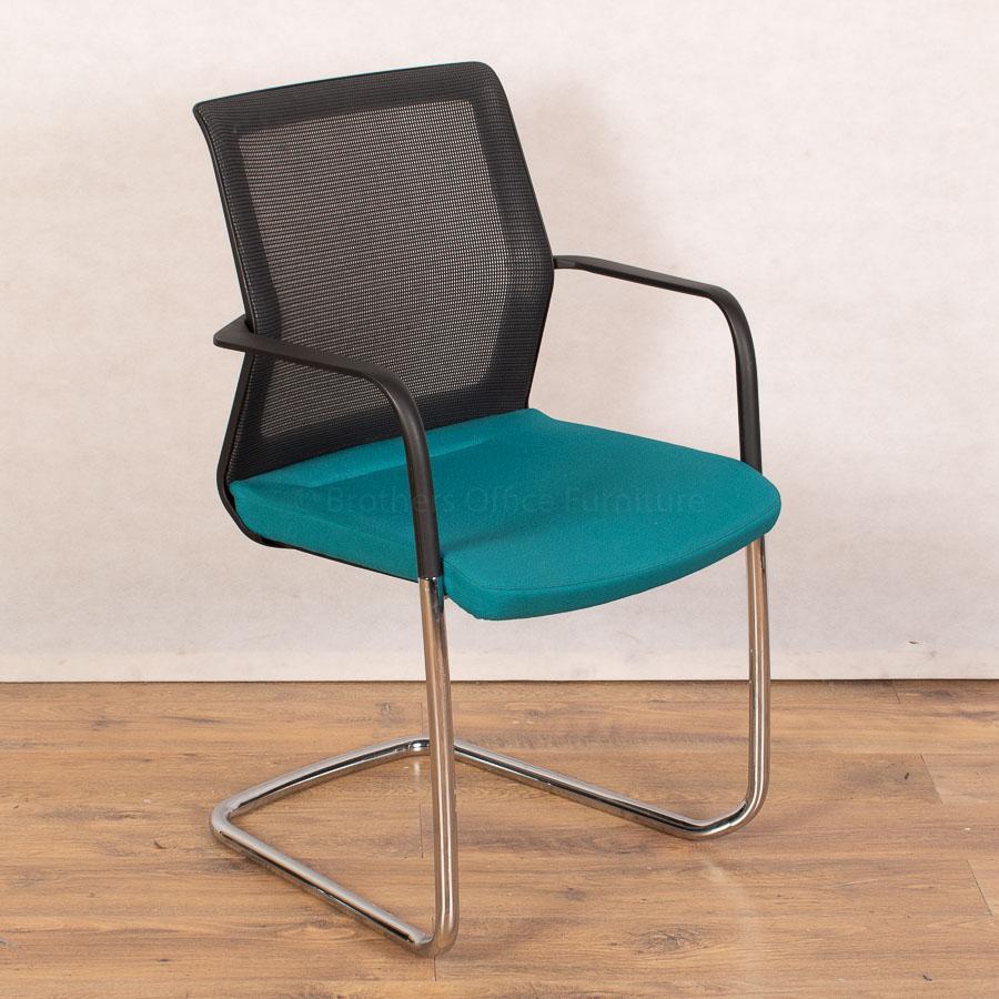 Orangebox Mesh Back Meeting Chair