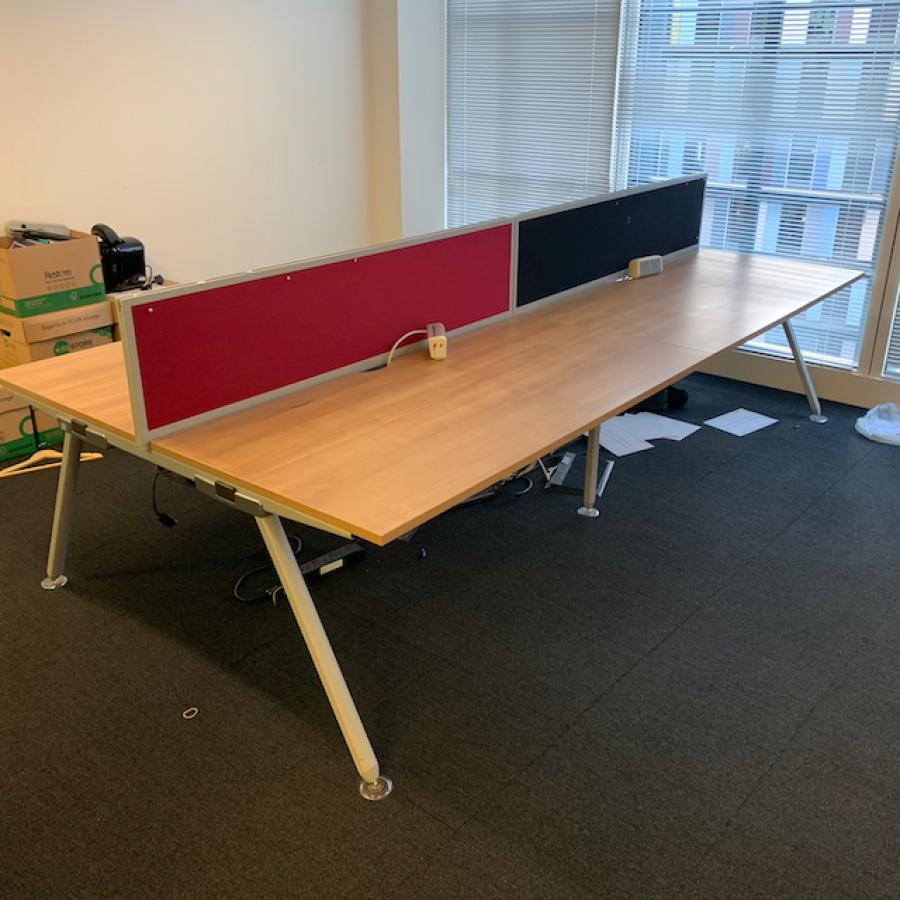 Senator Core Romana Bench Desks