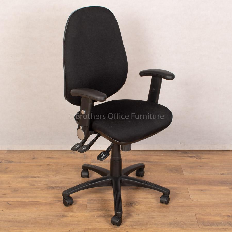 Fully Adjustable Operators Chair