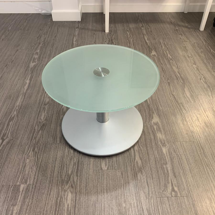 Glass Round Coffee Table (CT61)