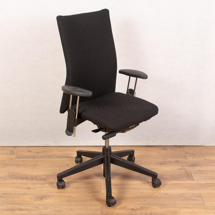 Comforto High Back Operators Chair