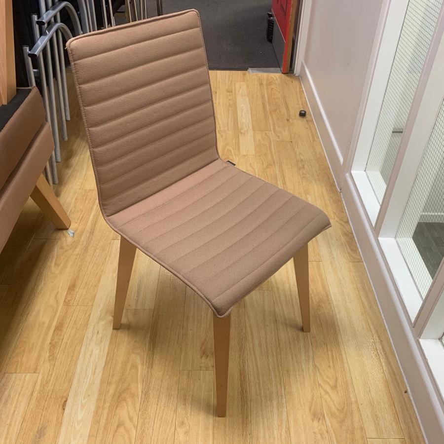 Pledge Edge Design Chair & Bench Set