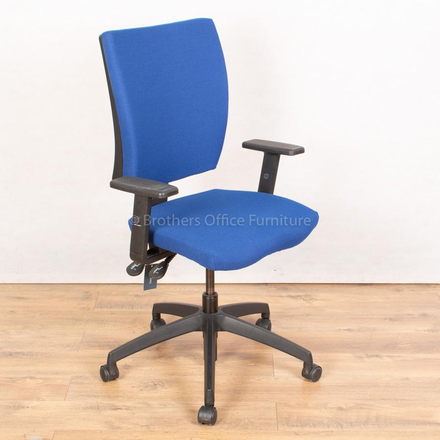 Connection High Back Operators Chair