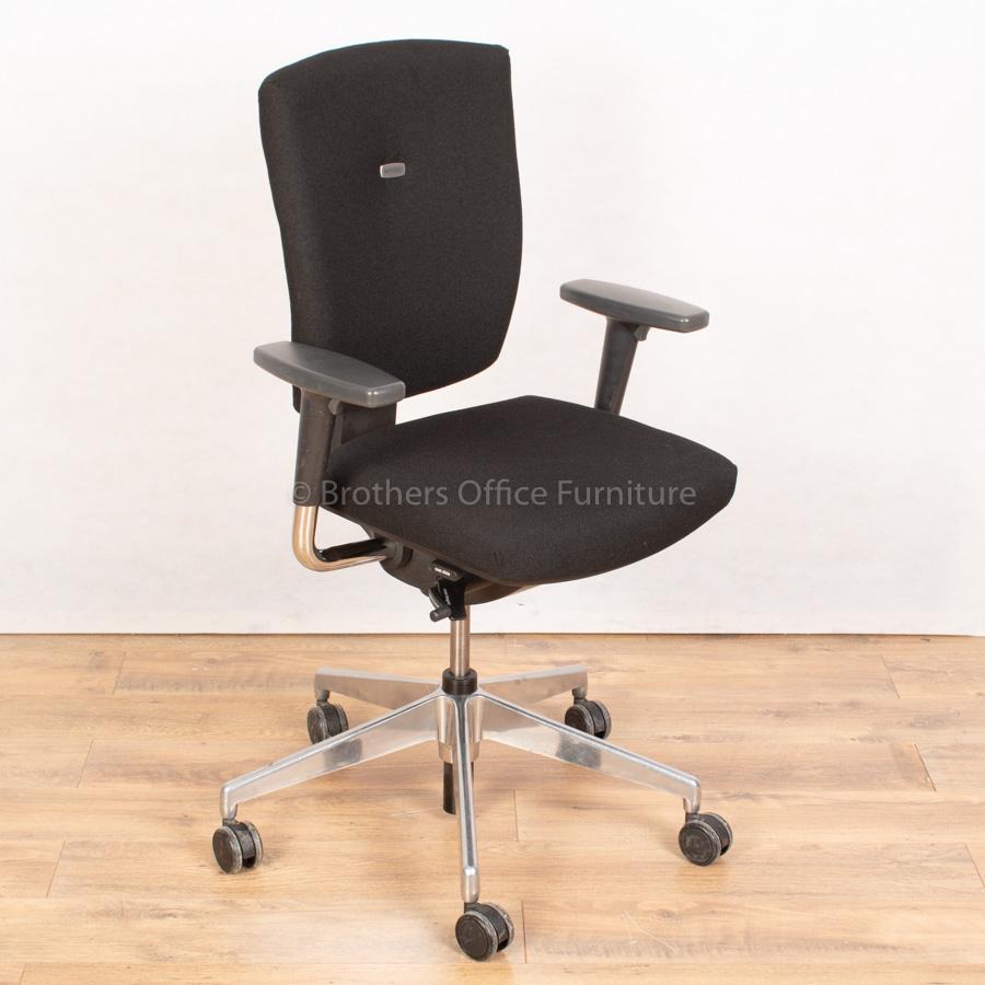 Senator Sprint Operators Chair | Chrome Base