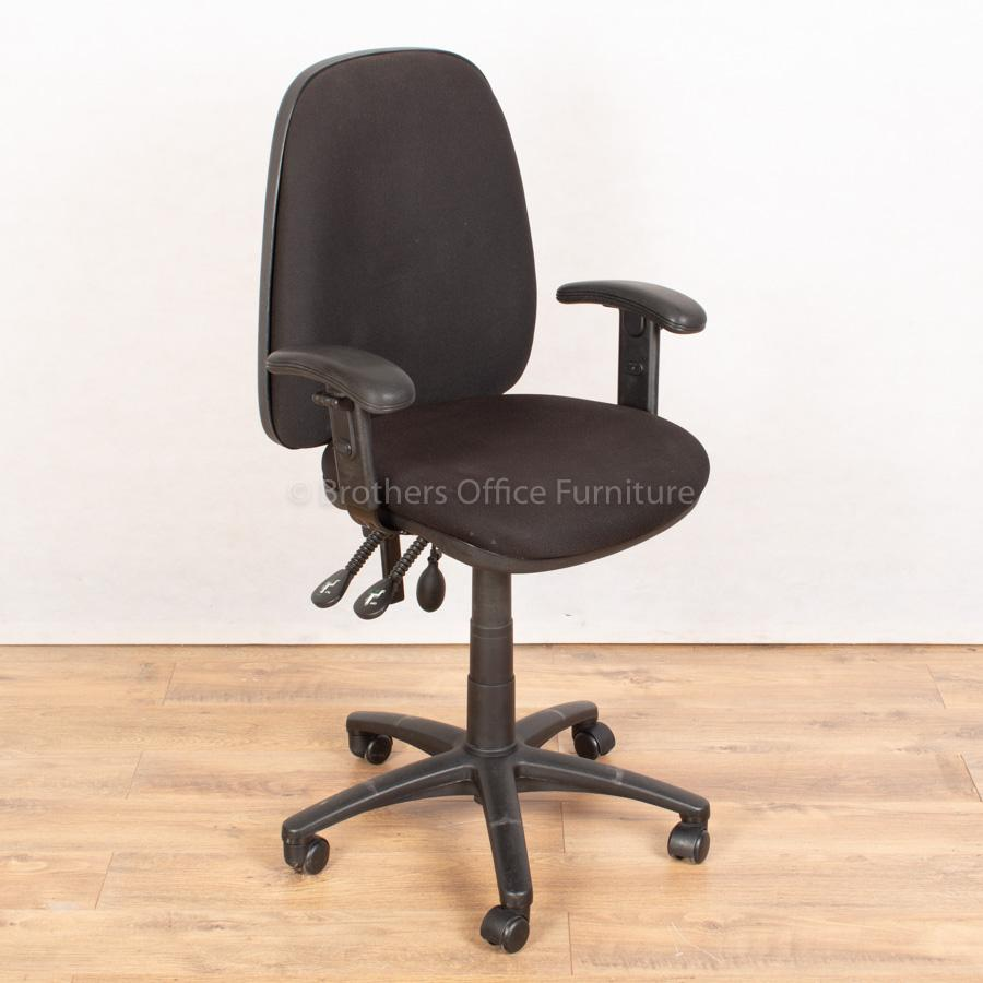 Fully Loaded Operators Chair