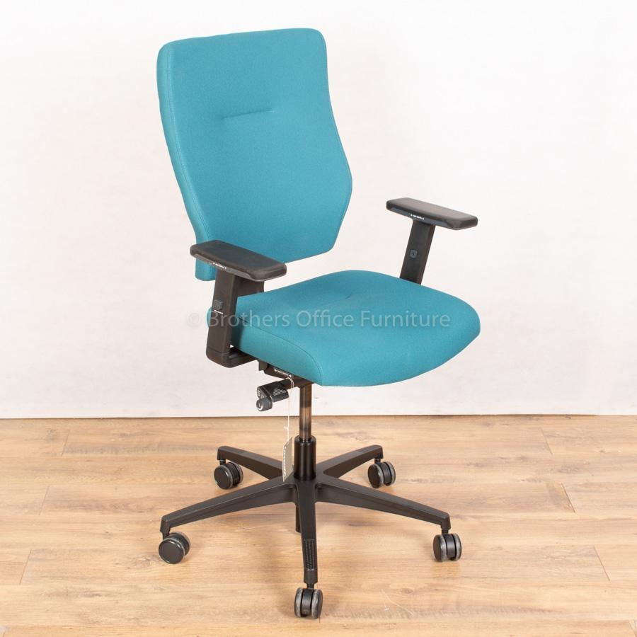 Connection Fully Adjustable Operators Chair