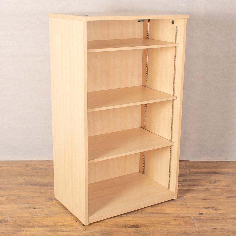 Sven Maple 1395H Bookcase