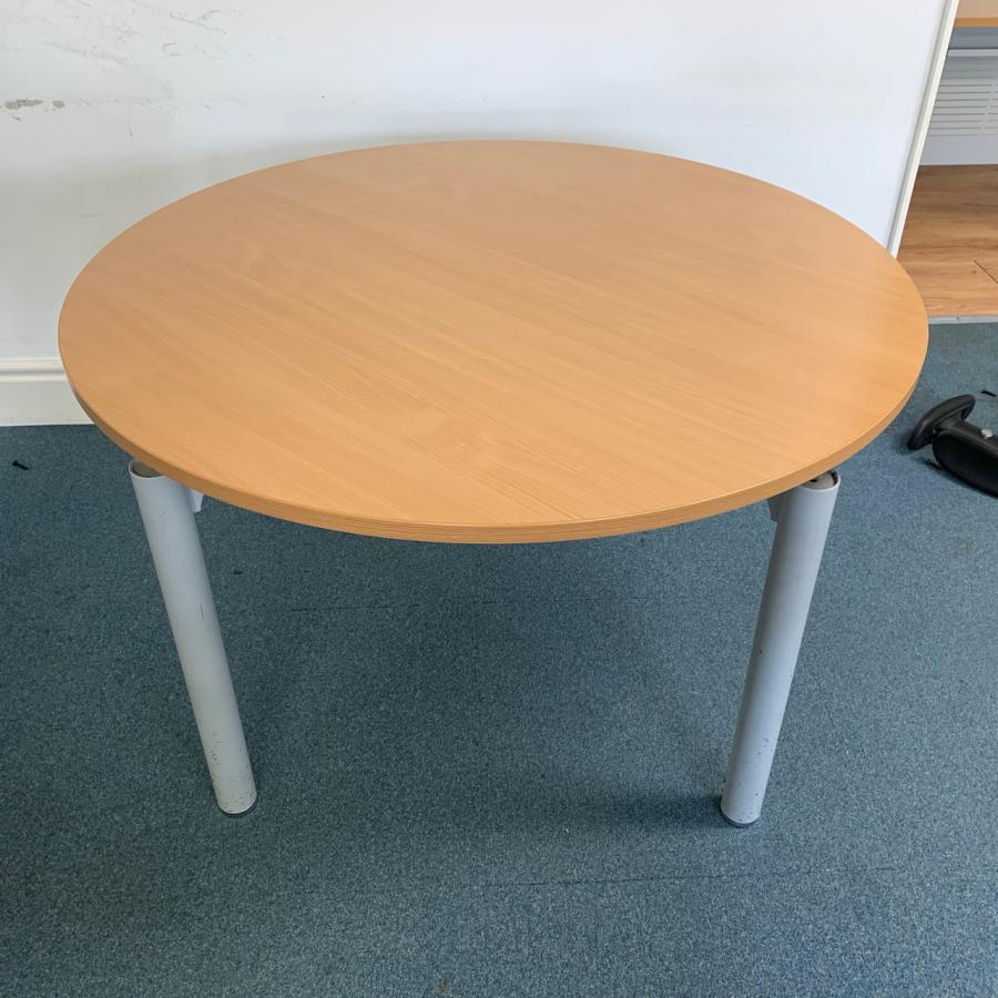 Beech 1200D Round Office Table