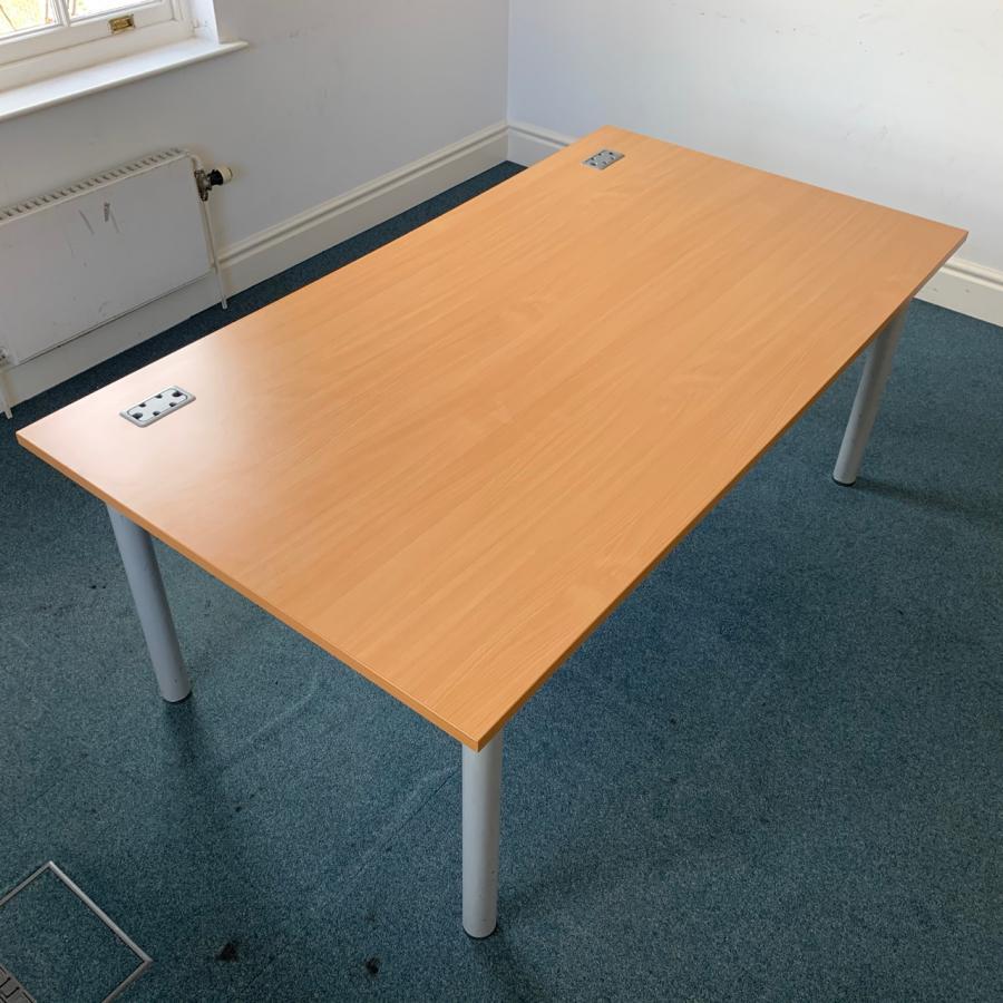 Beech 1800x1000 Office Table