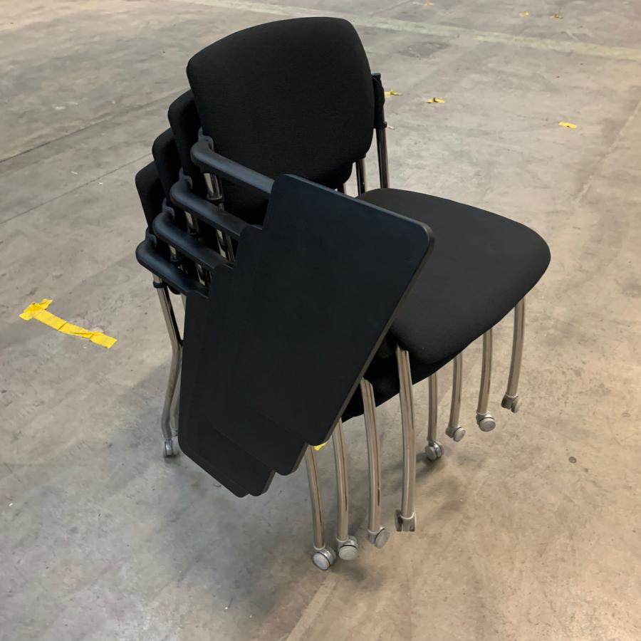 Stackable Tablet Chair