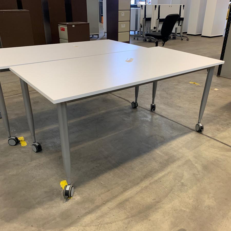 Kinnarps White 1600x800 Meeting Table