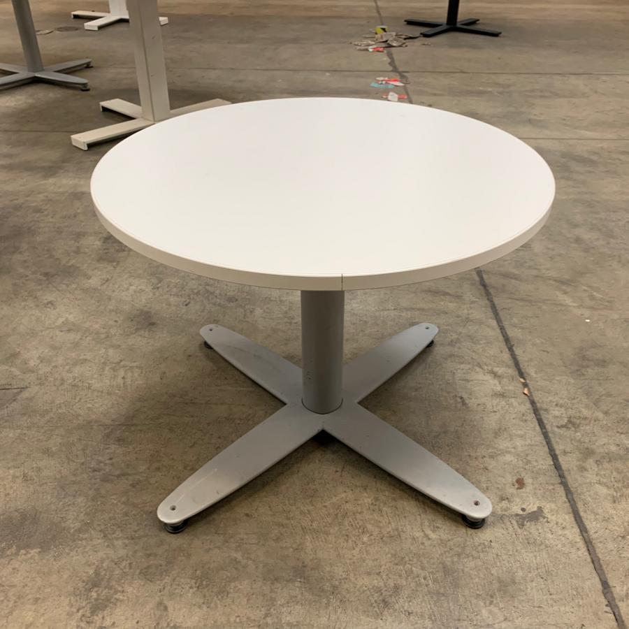 White 550H x 700D Coffee Table