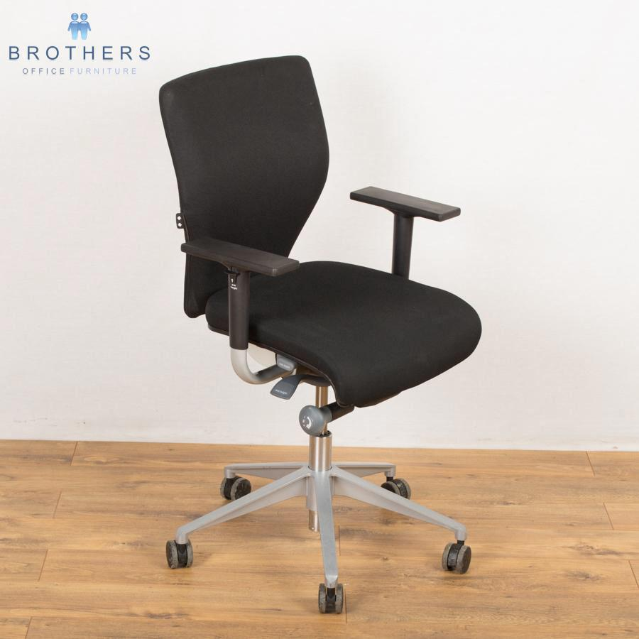 Orangebox X10 Black Operators Chair